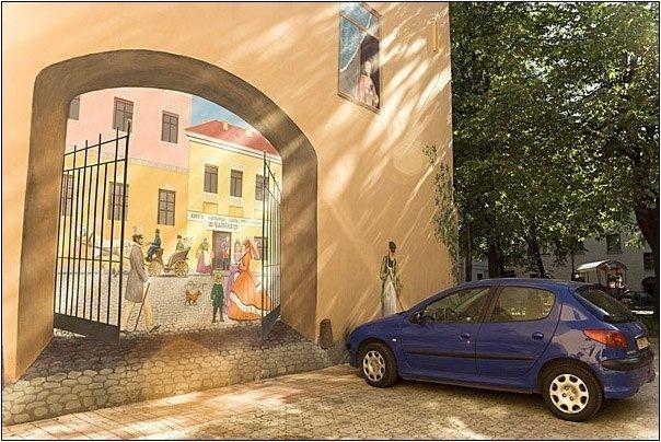 10 необыкновенных дворов Петербурга