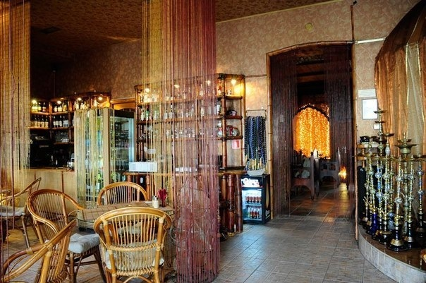 Чайно-кофейный дом Рубаи