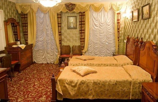 Гостиница «Счастливый Пушкин»