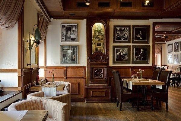 Ресторан - музей фототеники «Кабинет Портрет»