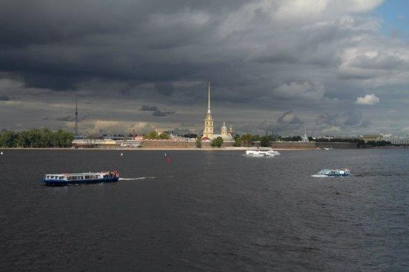 Список бесплатных развлечений Петербурга