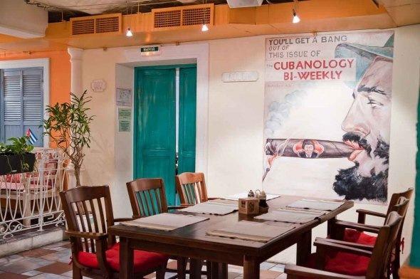 Солнечный ресторан «О! Cuba»