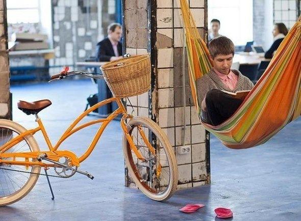 Коворкинги: неформальные места для работы в Петербурге