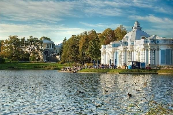 Интересные и живописные парки Петербурга
