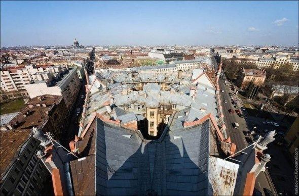 Взгляд с небес: панорамные площадки Петербурга