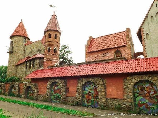 Сказочный город «Андерсенград»