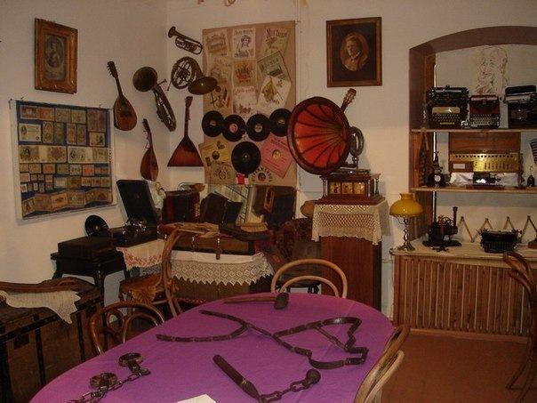Музей редких вещей