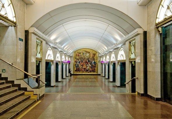 Самые удивительные факты о метро в Санкт-Петербурге