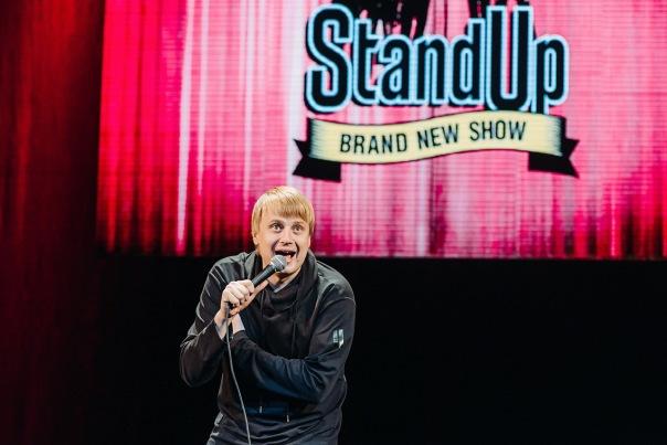 Концерт резидентов шоу StandUp. Новая программа.