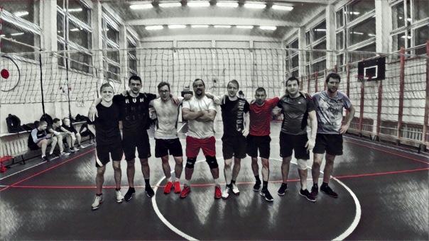 Волейбол в Санкт-Петербурге
