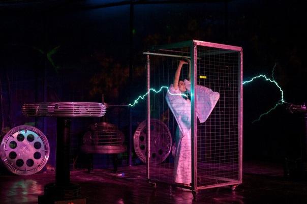 Театр Молний ТЕСЛАТОРИУМ представляет шоу спектакль «Повелитель Гроз»