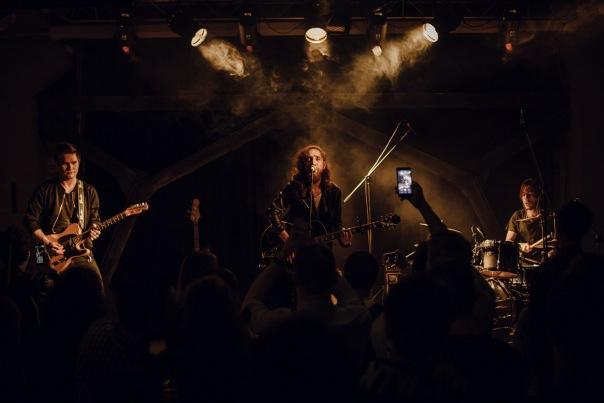 Инди-рокеры NEEDSHES приедут дать концерт в клубе Сердце