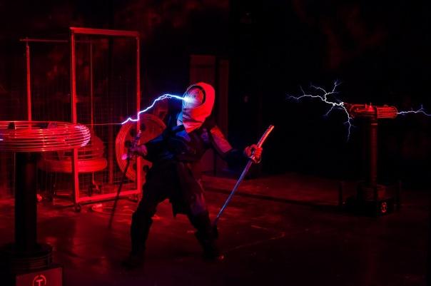 Театр Молний ТЕСЛАТОРИУМ представляет Шоу-спектакль Повелитель Гроз. 21 октября.
