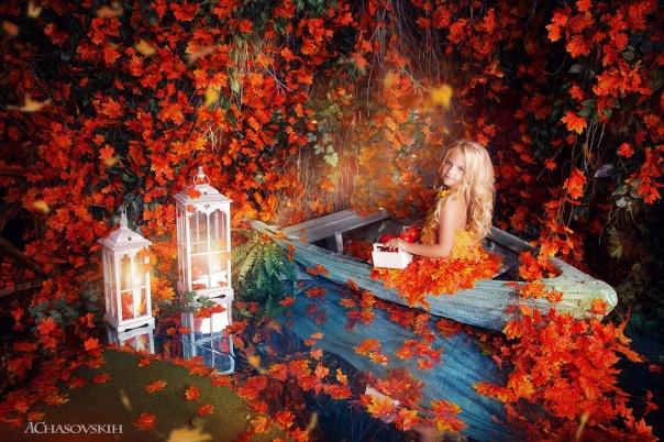 Фотопроект -Осенняя Феерия!