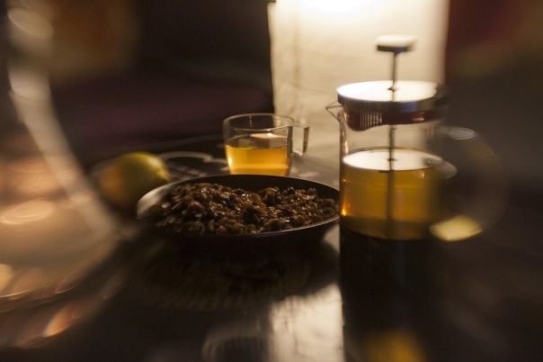 Чайная Cafe Shiva