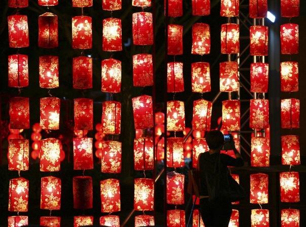 Новогодний Азия Фестиваль в ЛенЭкспо