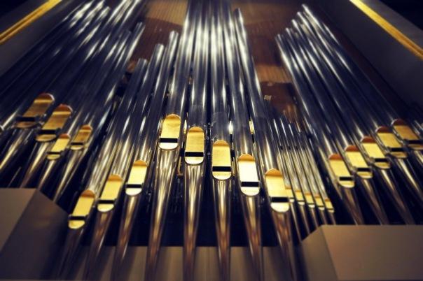 Уже завтра в кафедральном соборе в центре Петербурга состоится необычный концерт - Битва Органов