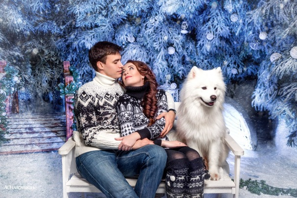 Зимние и Новогодние фотопроекты от фотостудии Misteria и Анны Часовских!