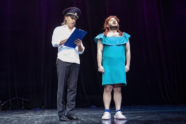 Концерт Михаила Галустяна и Александра Реввы