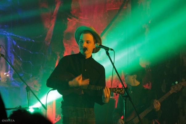 Концерт группы Malinen в Анненкирхе