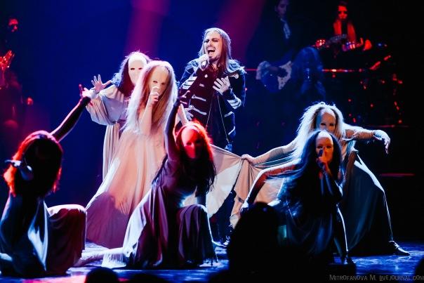Рок-группа и солисты ведущих оперных театров на одной сцене? Оказывается, это возможно!