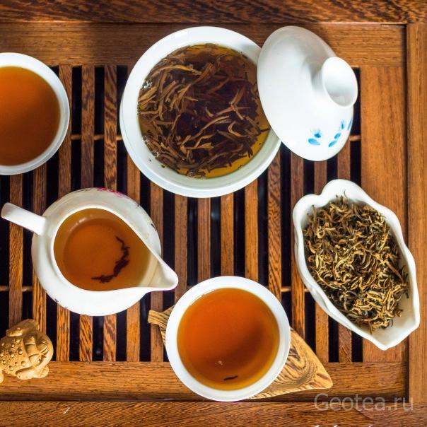 Бесплатные лекции-дегустации коллекционных чаев в Санкт-Петербурге