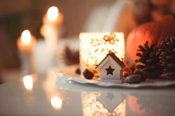 Рождественская вечеринка в BAUDELAIRE