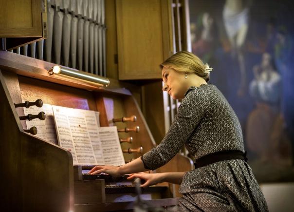 В субботу в центре Петербурга пройдет праздничный концерт «Рождественский Орган»
