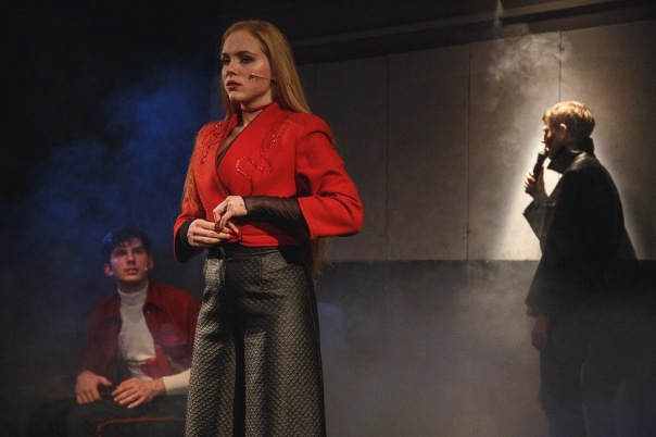 Спектакль Циники Социально-Художественного Театра