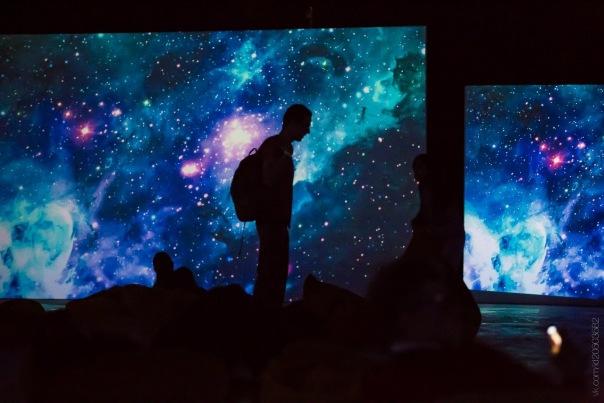 Киноночи в необычном зале Люмьер-холла в Петербурге!