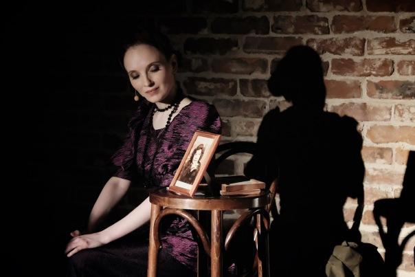 Спектакль-концерт Клавдия Шульженко. О жизни и любви.