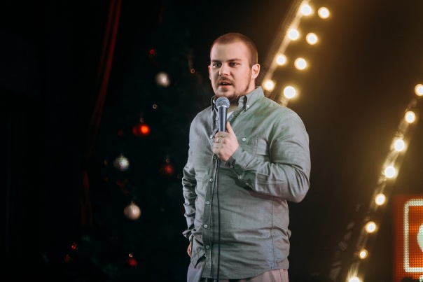 Открытие весеннего сезона вечеринок Comedy Club Санкт-Петербург