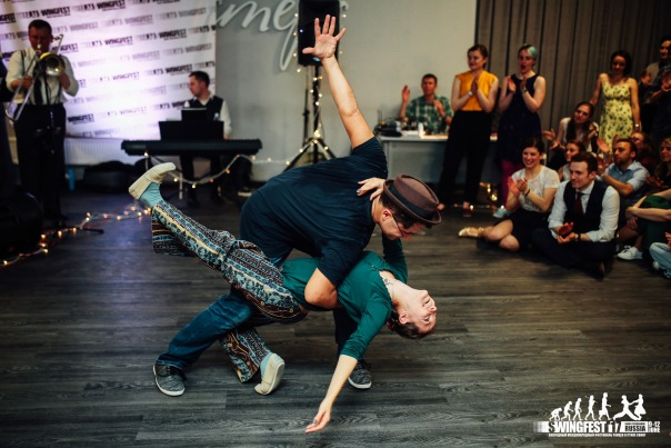 Танцуем Блюз в парах. Новый набор! DanceBanana Social Club