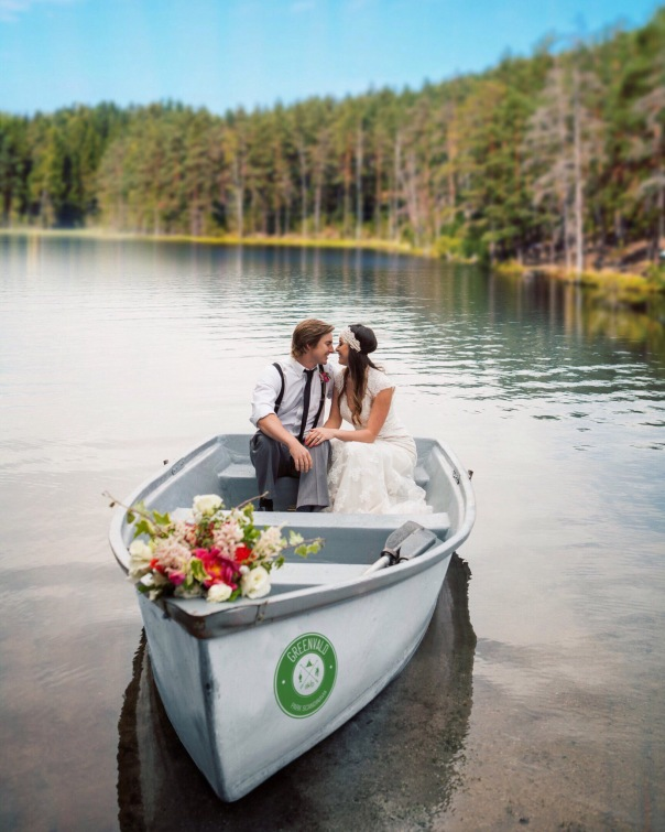 Свадьба - сказочное событие  А что, если её провести на территории сказочно красивого леса?