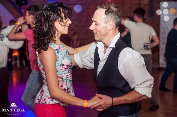 2 открытых урока в Be Salsa dance club!