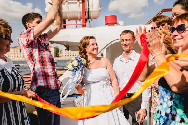 Летняя свадьба в Петербурге. Подобрали отличный вариант!