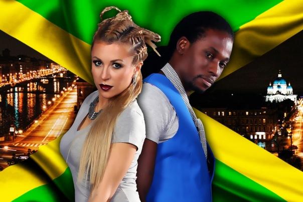 Звёзды MTV над Питером - концерт Orisha Sound (Ямайка)