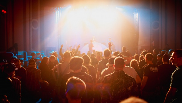 Фестиваль Drop the Bass на трех сценах клуба Opera
