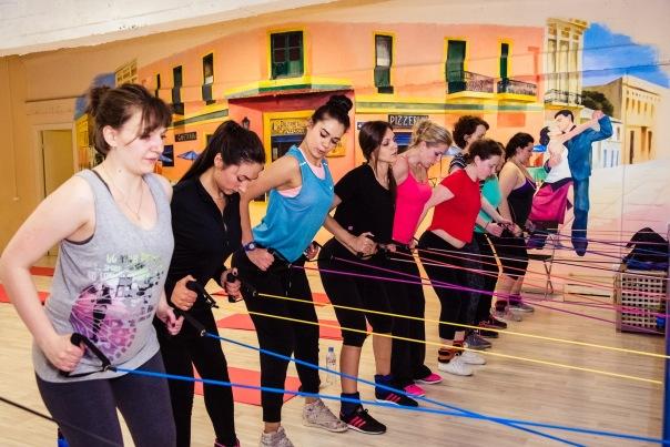 Фитнес курс Wake Up Fitness Intensive с Полиной Пономаревой!
