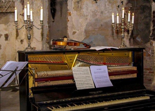 Фортепианный концерт  Классика с комментариями