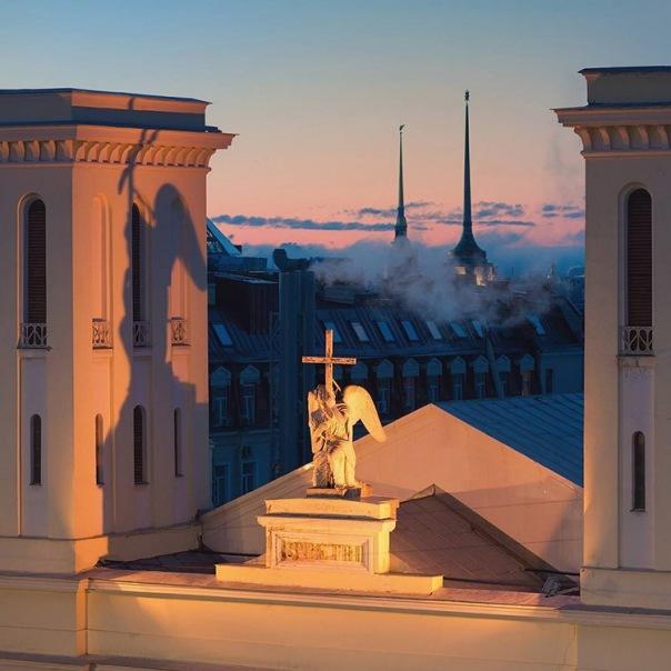 Необычный органный концерт «Бах Навсегда» пройдет завтра в Петербурге