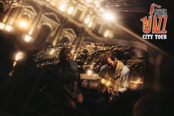 «River Jazz CityTour» Музыкальный рейс в теплой кают компании теплохода.