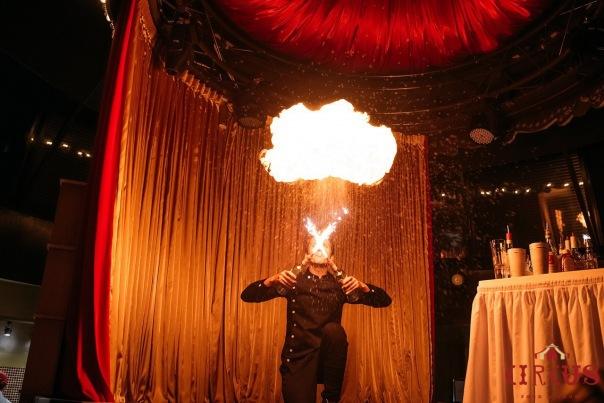 Финал Circus Best Show в ресторане Circus