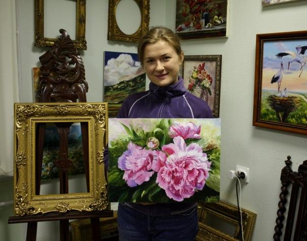 Ваша собственная картина в интерьере от 950 рублей