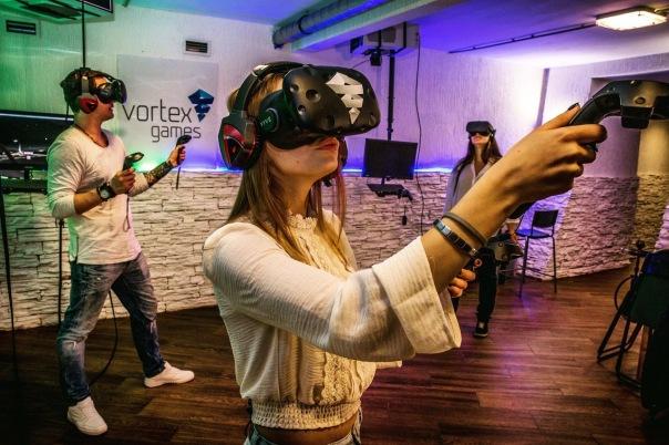 Где в Питере поиграть в Виртуальной Реальности?
