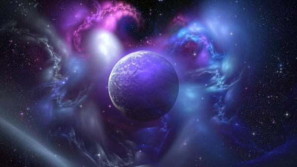 Музыка планет в планетарии на Горьковской