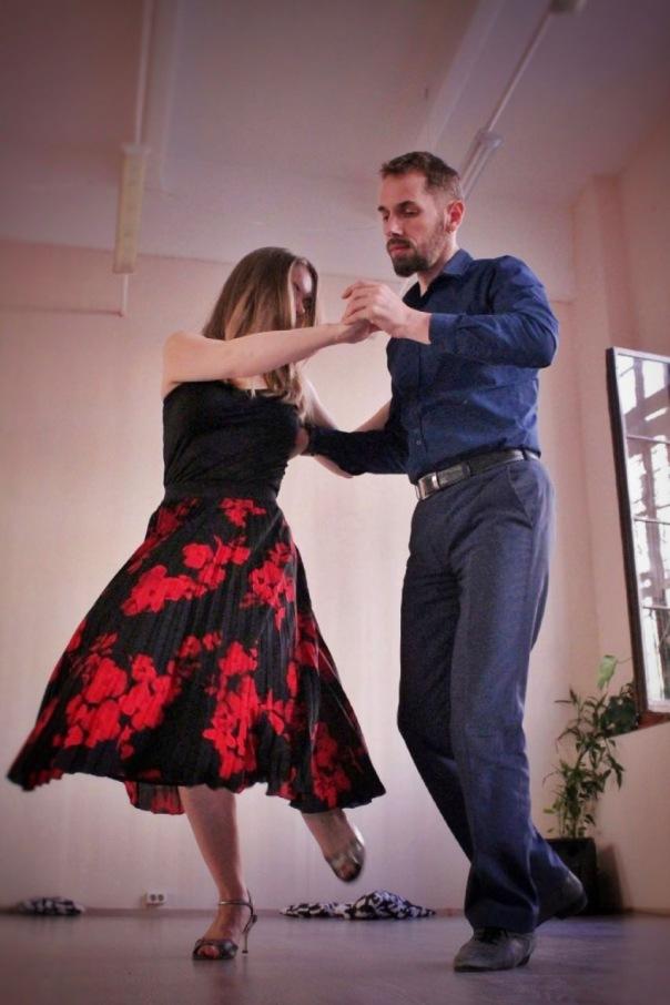Приглашаем на БЕСПЛАТНЫЕ открытые уроки по Аргентинскому танго!