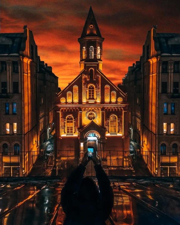 В пятницу, 13 июля, в центре Петербурга пройдёт мистический органный концерт