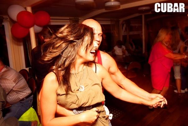 Зажигательная кубинская вечеринка «Rumba Cubana» на теплоходе!