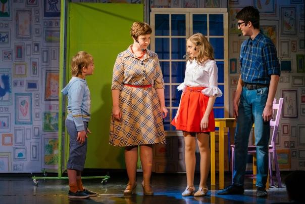 Удивительный мюзикл для детей Малыш и Карлсон уже в это воскресенье!